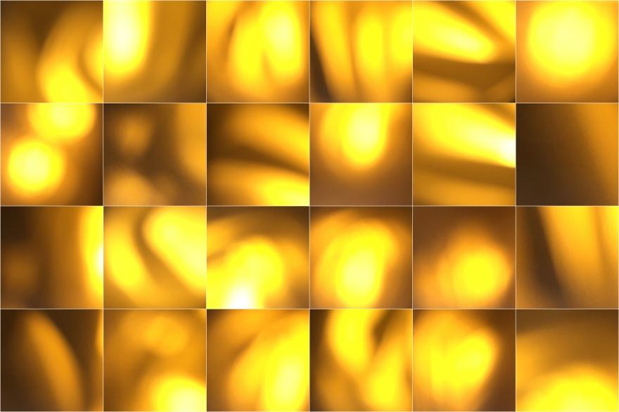 Light frames 16
